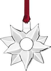 Orrefors Annual Ornament Flower 2012 - 72mm