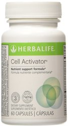 Herbalife Formula 3 Cell Activator Weight Management Supplement - 60 caps