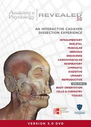 Anatomy & Physiology Revealed Version 3.0 DVD McGraw-Hill