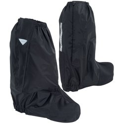 Tour Master Deluxe Boot Rain Covers - Black - Size: X-Large