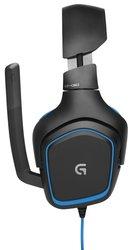 Logitech G430 Surround Sound Gaming Headset w/ Dolby 7.1 (981-000536-CR)