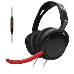 Philips Over-Ear PC Gaming Headphones w/ Mic (SHG7980)