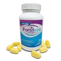 Fortifeye Zinc Free Macular Defense Vitamins Supplement - 90 Tablets