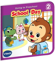 VTech Chat & Learn Reading Monkey Toy - Multi