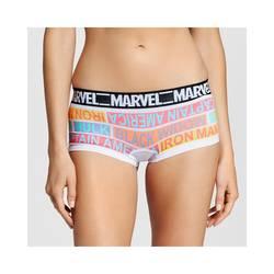 Marvel's Avengers Women's Name Stack Boyshorts - Multi-Colored - Size: M
