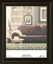 "Timeless Frames  Boca Wall Frame - 9"" x 12"" - Black (79361)"