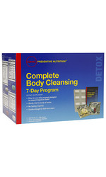 GNC 7 Day Complete Body Cleanse - 7 Count