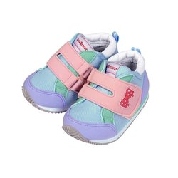Mikihouse Hot Biscuits Baby Shoes - Size: 9M - Blue
