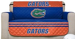 Pegasus Home Ncaa Florida Gators Loveseat Reversible Furniture Protector