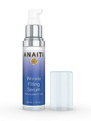 ANAITI Instant Wrinkle Filling Serum Smoothing Anti-Aging Skin Care - 1 Oz