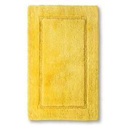 "Threshold 24""x54"" Botanic Fiber Bath Rug - Beehive Yellow"