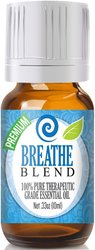 Healing Solutions Breathe Blend Therapeutic Grade Essential Oil