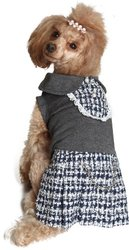 Charlotte's Dress Pets Dress - Multi - Size: X Small