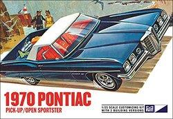 MPC Pontiac Bonneville Pick-Up/Open Sportster Model Kit