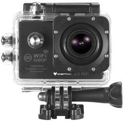 Icefox Action Sports 12MP Digital Camera - Black