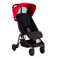 Mountain Infant Buggy Nano Stroller - Ruby