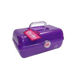 Caboodles on The Go Girl Swag Make-Up Case - Purple