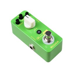 Mooer Rumble Drive Overdrive Guitar Distortion Effects Pedal