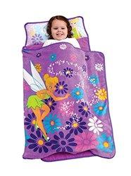 Disney Sprinkling Pixie Dust Toddler Nap Mat Roll - Tinkerbell