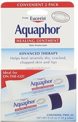 Aquaphor Advanced Therapy Healing Skin Ointment - 2 Pack / 0.35 Each