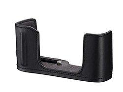 Fujifilm X-m1 Leather Case (black)