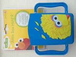 Evriholder Sesame Street Juice Box Hold'R- Blue Big Bird