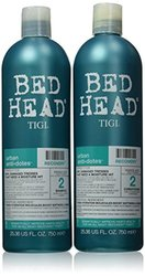 TIGI Bed Head Elasticate Tween Duo (2x750ml) (Worth  49.45)