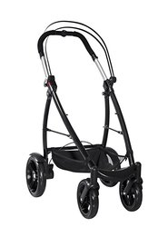 Phil & Teds Smart Customizable Stroller - Black (SMCF_v2_9999_200_USA)