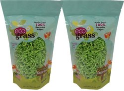 Maud Borup Recyclable Easter Grass - 1.25 Oz ea. Bag - Pack of 2