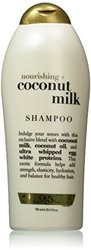 OGX Nourishing Coconut Milk Shampoo - 25.40 oz - Pack of 12