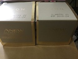 Anew Ultimate Multi-Performance Day Cream Broad Spectrum - 2Pk (SPF25)