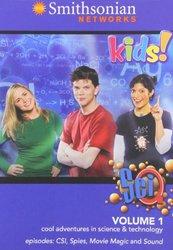 SciQ Smithsonian Networks Kids, Vol. 1