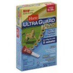 Hartz Ultraguard Pro Flea & Tick Drops for Dogs - 16-30 Lb