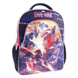 Marvel Captain America Civil War Backpack with LED Lights