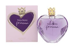 Eau De Toilette For Women: Princess Ladies By Vera Wang 3.4 Oz