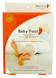 Baby Foot Lavender Scented Foot Care - 6 Count - 2.4 fl oz
