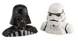 Vandor Star Wars Salt&Pepper Shaker Set - 2Piece