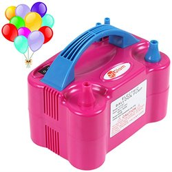 OriGlam Portable AC Electric Balloon Blower Pump