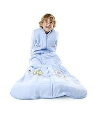 Kids Winter Sleep Sack Long Sleeves Tog Choo Choo - 3-6 yrs - Size: XL