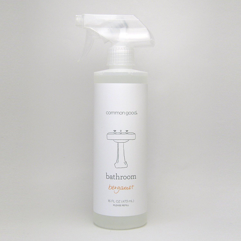 Common Good Bathroom Cleaner Bergamot Scent Oz Check Back - Good bathroom cleaner