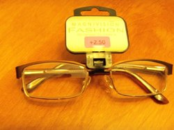 Foster Grant Magnivision Reading Glasses Molly 1.00 8.0 x