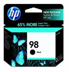 HP 98 Black Original Ink Cartridge - (c9364wn)