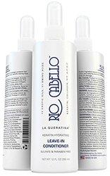 Salon Grade Keratin Hydrating Leave-In Conditioner (Color-Safe)