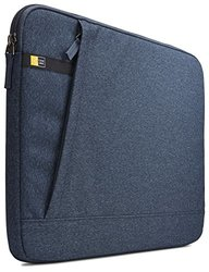 "Case Logic Huxton Laptop Sleeve - Black - Size: 15.6"" Inch"