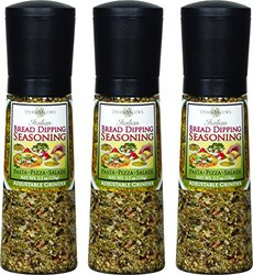 Dean Jacob Bread Dipping Chef Size Jumbo Grinder - 5.5 oz (Pack of 3)