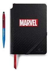 Cross Tech 2 Marvel Iron Man Ballpoint Pen with Stylus & Journal Gift Set