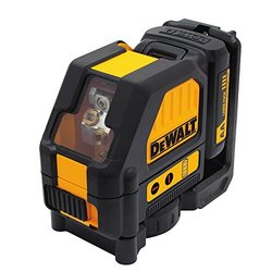 12-volt Max Lithium-ion Red Cross Line Laser Level