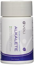 Better Body System Alkalete Ph Balance Capsule Dietary Supplement - 60 Ct