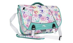 High Sierra Wonderland Messenger Bags - Aqua