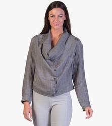 Stella Carakasi Downtime Jacket - Pearl - Size: Medium